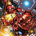 Invincible <b>Iron</b> <b>Man</b> par Matt Fraction