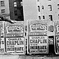 Rares photos de Chaplin