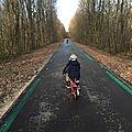 Une petite balade à <b>vélo</b> sur le Chemin Vert en Haute-Saône