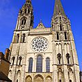 Chartres...