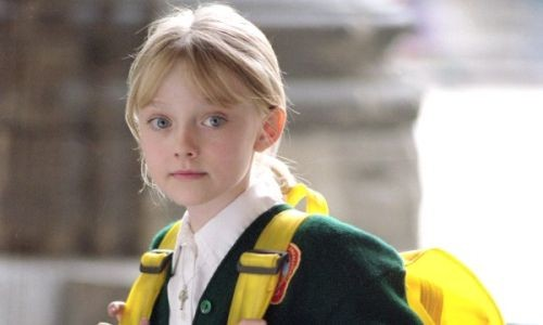 Dakota Fanning dans Man on Fire