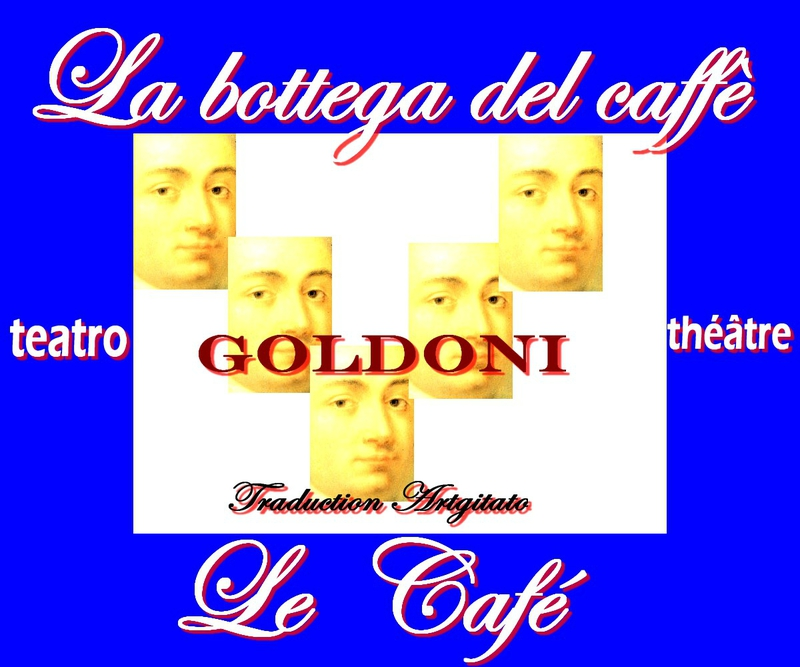 La bottega del caffe goldoni le cafe texte et traduction artgitato