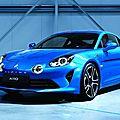 DIEPPE: Renaissance de l'Alpine Renault en <b>Normandie</b>