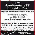 Rando Club VTT du Val d'Or