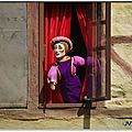 Spectacle de marionnettes au <b>PUY</b> DU <b>FOU</b>