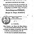 Sapho ( <b>1794</b> ).
