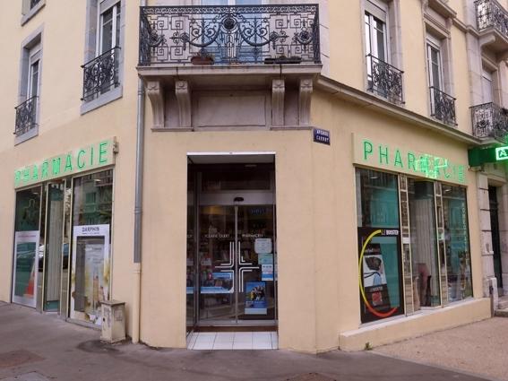 Pharmacie actuelle (1)