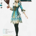 Cosplay - <b>Japan</b> <b>Expo</b> - Wang Yuanji - Arme 001