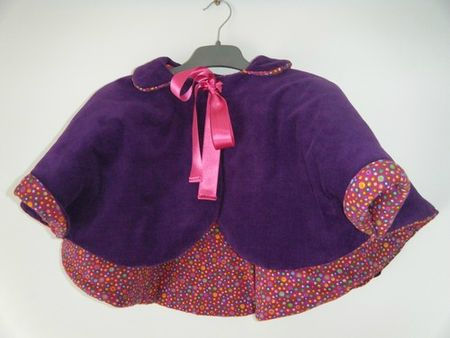Trendy Cape - 2 ans (1)