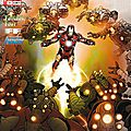 Panini Marvel : <b>Iron</b> <b>Man</b> V3