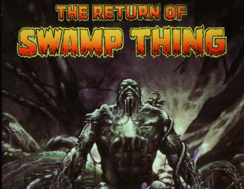 The Return of Swamp Thing pour bientôt ?