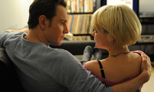 Michael Fassbender face à Carey Mulligan