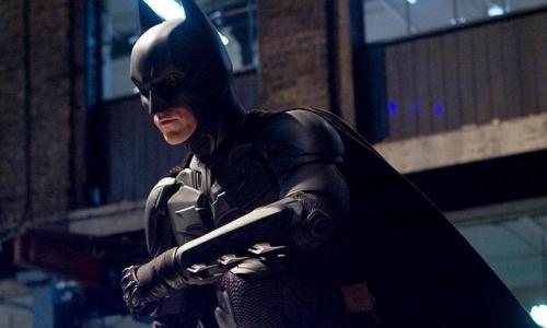 Christian Bale est The Dark Knight