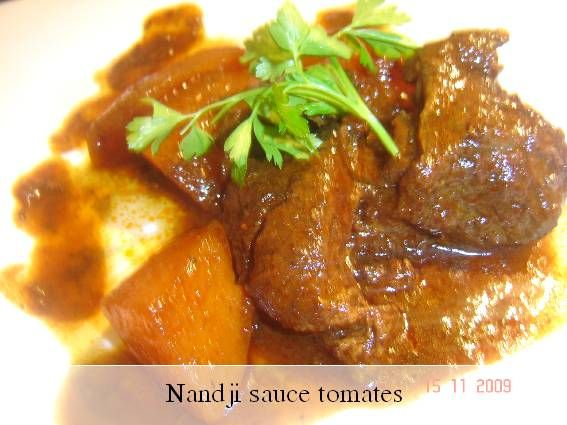 Nandji sauce tomates recette ivoirienne images frompo for Abidjan net cuisine africaine