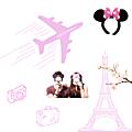 Un merveilleux <b>voyage</b> à Paris