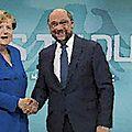Allemagne : Martin Schulz quitte la présidence du SPD