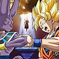 <b>Dragon</b> <b>Ball</b> <b>Z</b> : Battle of Gods va enfin sortir en France