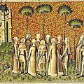 La Passion du Costume Médiéval en Seine et Marne (77)