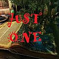 Just One <b>Décembre</b> <b>2016</b>
