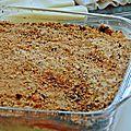 Gâteau de <b>pommes</b> de <b>terre</b> à la napolitaine
