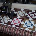 Passionnee par les quilts