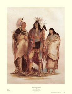 CC786~North-American-Indians-Posters