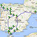A la découverte de l'Espagne... avec Florie