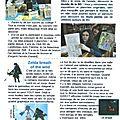 Castel'Mag n°2, le journal du collège