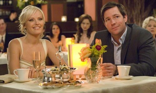 Malin Akerman et Edward Burns