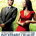 INTOLERABLE CRUAUTE - 8/10