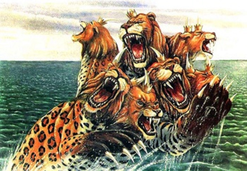 The Four Beasts of Revelation  Ministrymaker