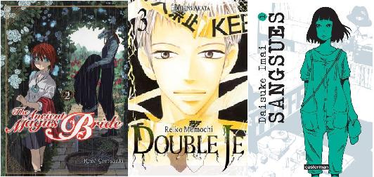 bilan juillet manga 2015