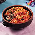 Kimchi, le foyer de bactéries bienfaisantes
