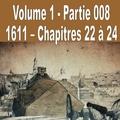 008-Relations des Jésuites-Volume 1-1611-chapitres 22 à 24