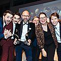 #BestOf 2017 - Deux <b>European</b> <b>Excellence</b> <b>Awards</b> à Hambourg