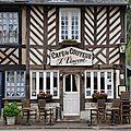 Normandie : Beuvron en Auge