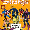 Semic Marvel Strange Origines