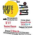 PARTY POP 3 au RELAIS 50 ... Venez jouer  CACHE CACHE (CLUB) so vintage ... 
