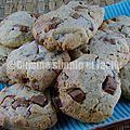 Cookies à la <b>pralinoise</b>