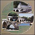 Le pont coudé de Brantôme