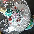 Nous avons testé : Mon beau <b>sapin</b> dans sa boule à neige... avec Padaboo
