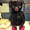 New black <b>bear</b>, Bert