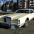 Lincoln <b>Continental</b> Mark V Hardtop Coupe - 1978