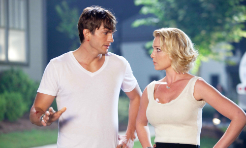Ashton Kutcher et Katherine Heigl