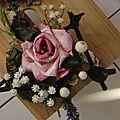 Les fleurs de Canelrose ... L'Atelier des Elfes...