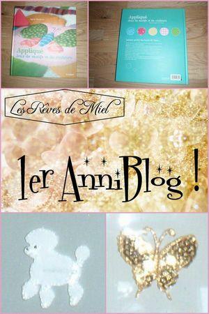 1er anniblog