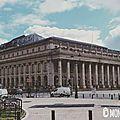 Bordeaux - Le Grand-Théâtre