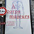 A corps majeurs <b>Montbéliard</b> Doubs musée