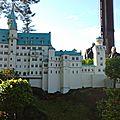Legoland ! #3 : Le Lego-<b>château</b> de la reine