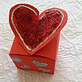 Les boites Valentine